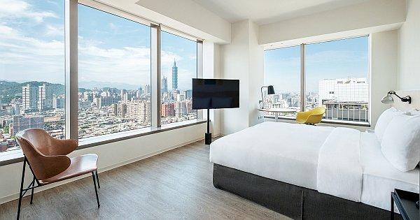 New taipei boutique design hotel near xinyi amba taipei for Design hotel ximending