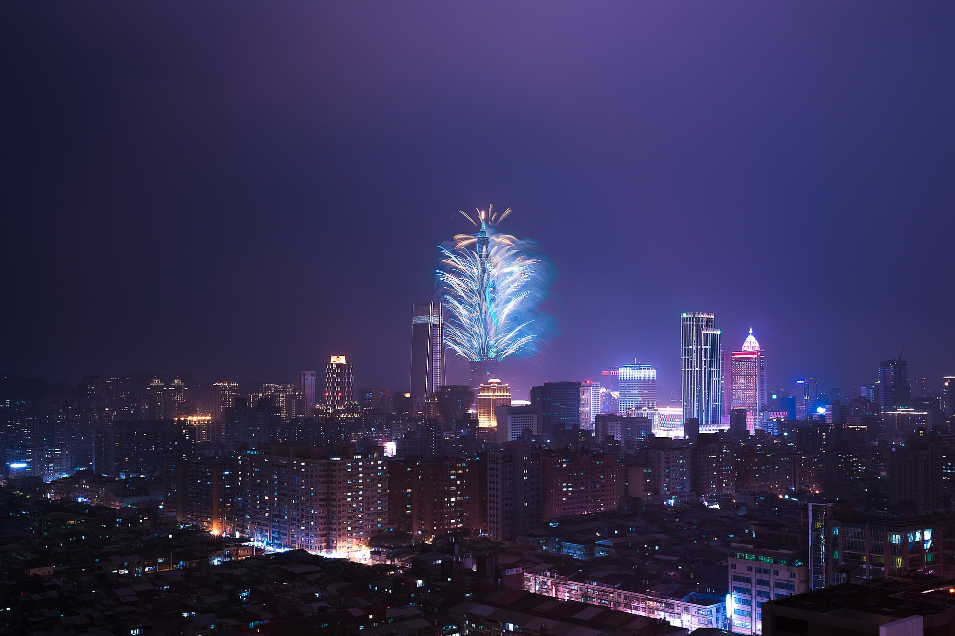 amba Taipei Songshan Hotel New Year Holiday with Stunning Fireworks