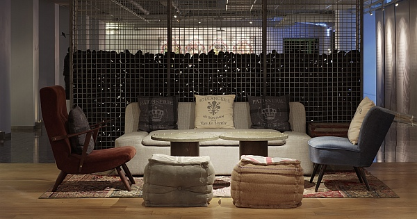 Taipei boutique design hotels amba taipei ximending for Design hotel ximending