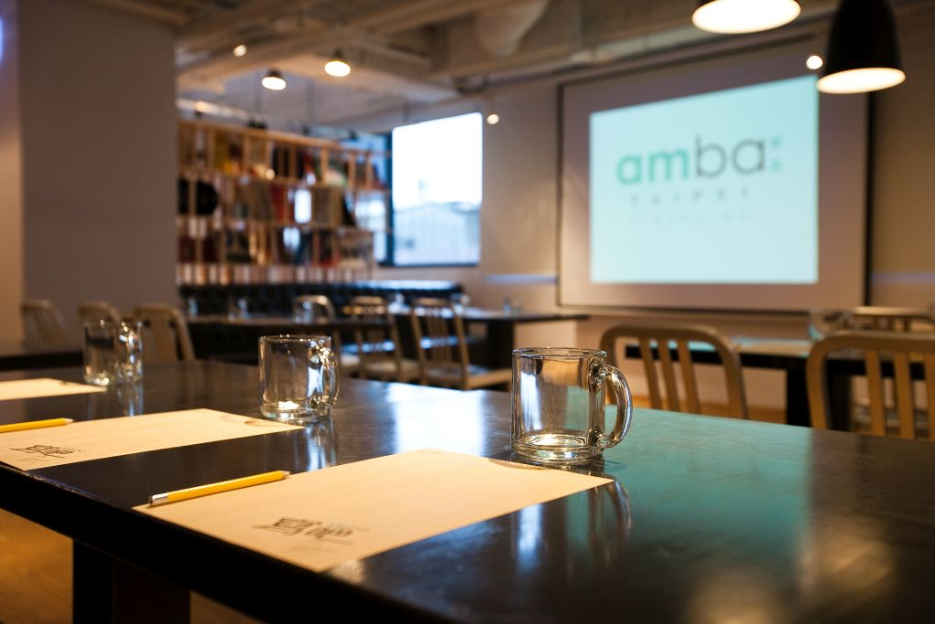amba Taipei Ximending Hotel morning meeting package offer