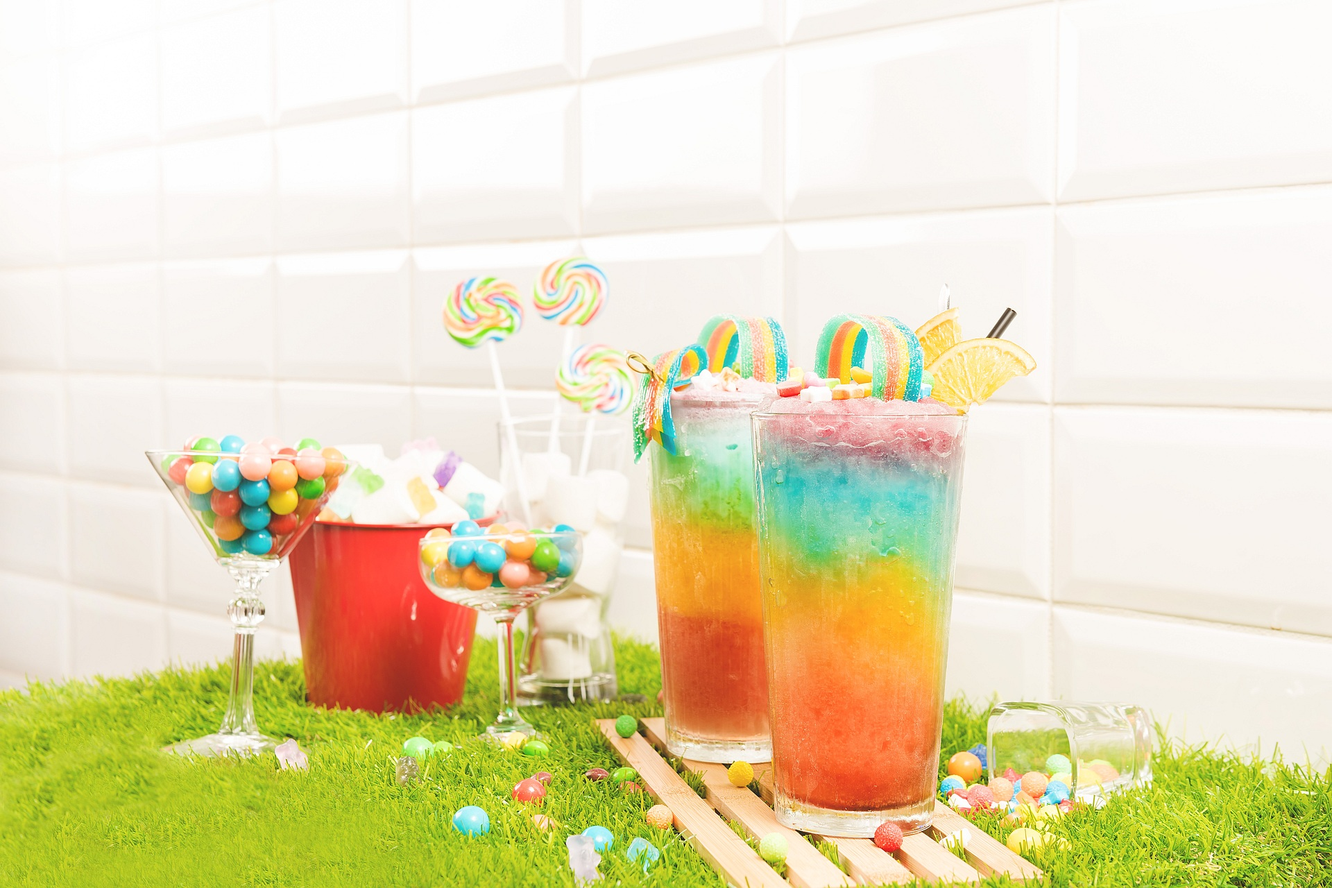 amba Taipei Ximending Hotel Pride Holiday Package Rainbow Smoothies